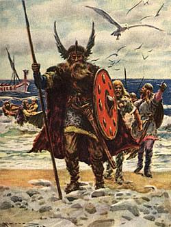 хорошие новости - викинги